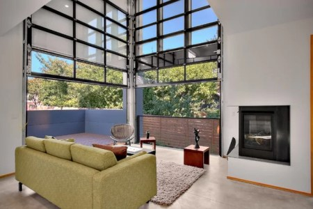 Interior Home Insider Garage Screen Door Interior Design Living Room
