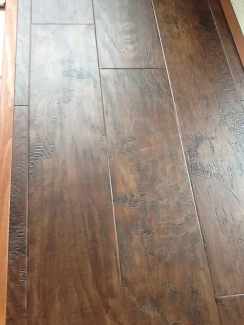 vinyl planks vs ceramic tile