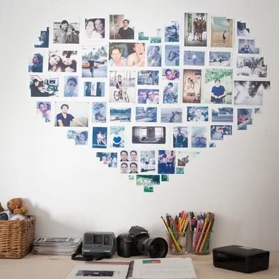 DIY Former Un Cur Pour Exposer Ses Photos Au Mur Mode