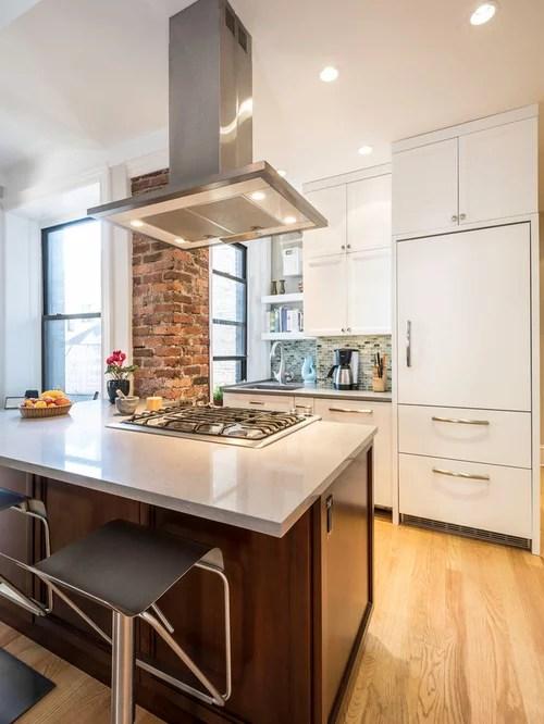 Open Galley Kitchen Ideas