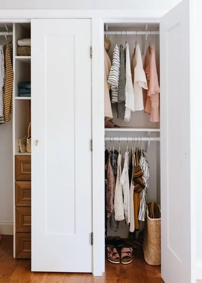 Transitional Closet by The House of Broadloom Ltd.