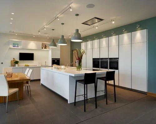 L Shaped Kitchen Diner Layout
