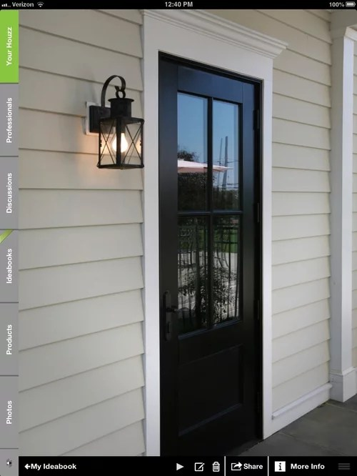 Farmhouse Outdoor Lighting
