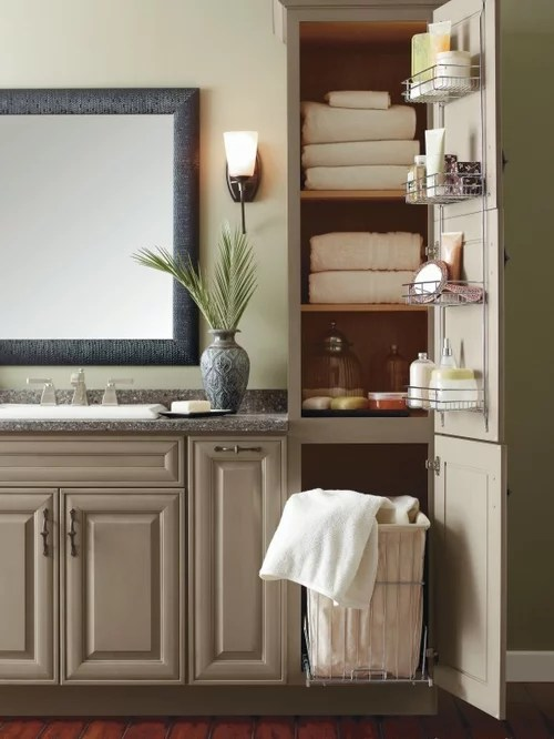 Bathroom Linen Cabinet Home Design Ideas Pictures
