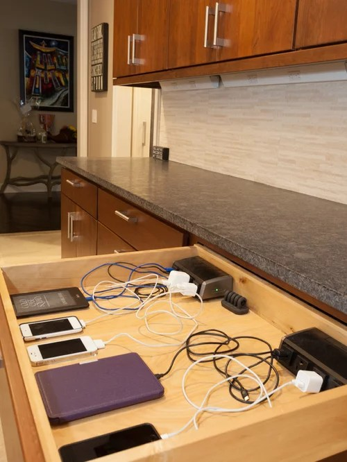 Charging Drawer Houzz