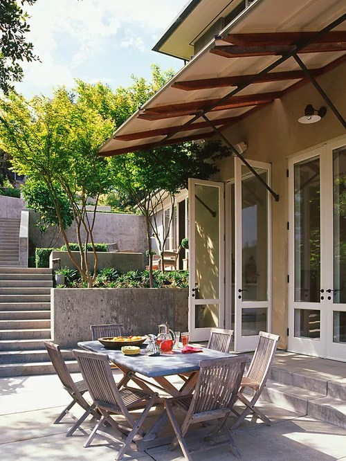 Awning Overhang Ideas Pictures Remodel And Decor
