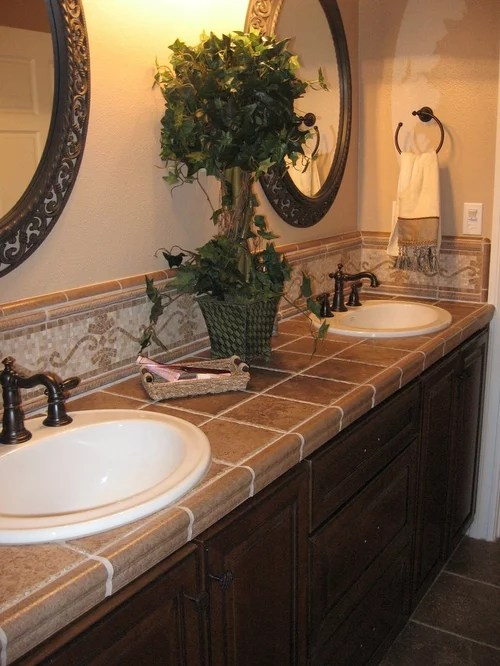 Tuscan Bathroom Home Design Ideas Pictures Remodel And Decor