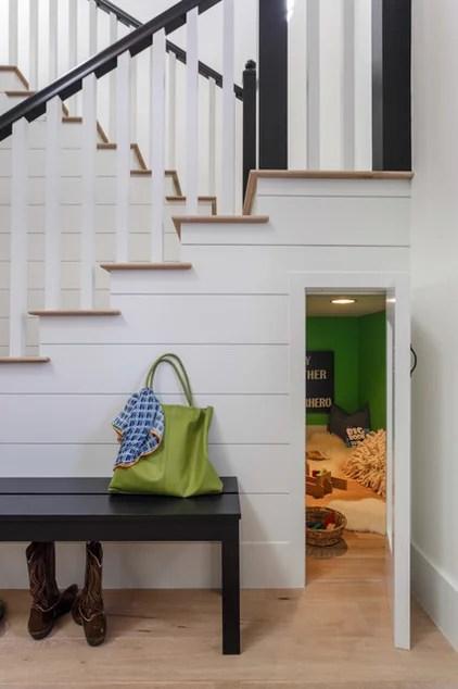 Transitional Staircase by Von Fitz Design