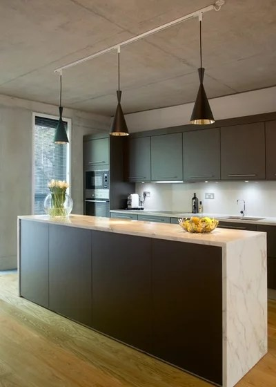 Industrial Kitchen by JMSmith Photography