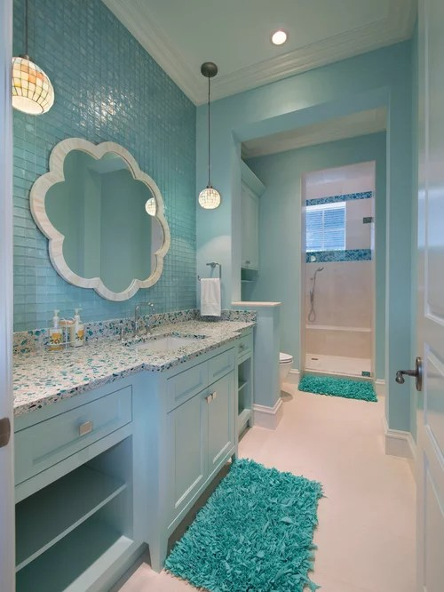 Teal Green Bathroom Accessories
