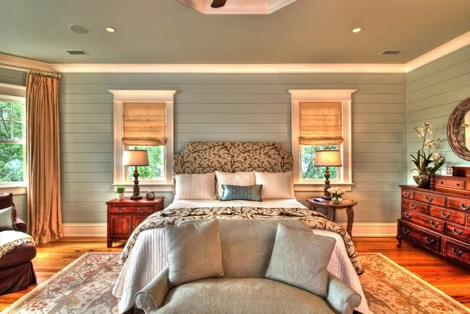 Traditional Bedroom by W Dylan Gilliam
