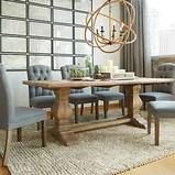 art van furniture industrial dining