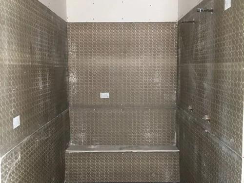 bathroom tile prep correct