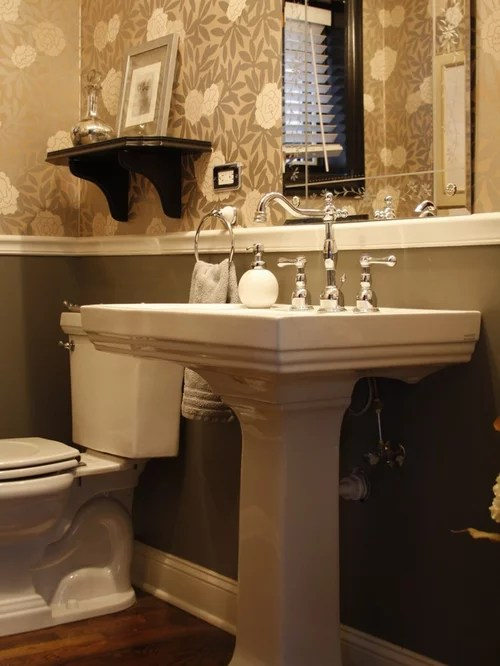 Bathroom Chair Rail Ideas Pictures Remodel And Decor