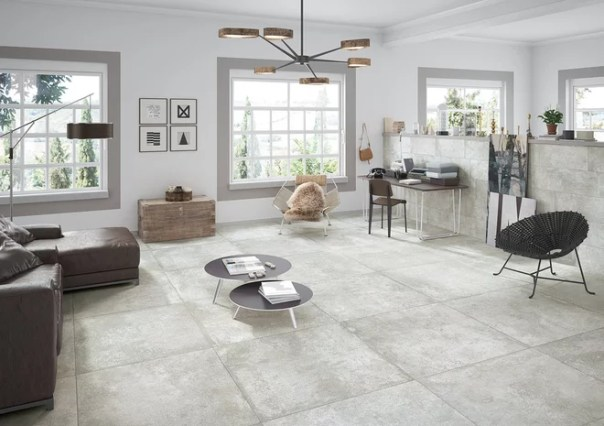 Living Room Cersaie 2017 Trends