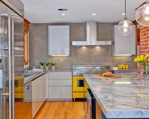Wood Tile Backsplash Home Design Ideas, Pictures, Remodel