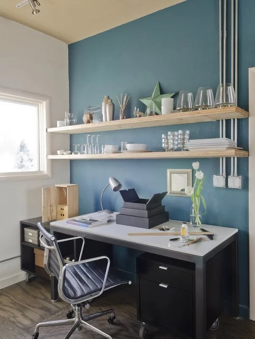 Home Office Colors Ideas Pictures Remodel And Decor