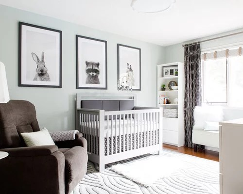 Modern Nursery Ideas, Designs, Remodels & Photos