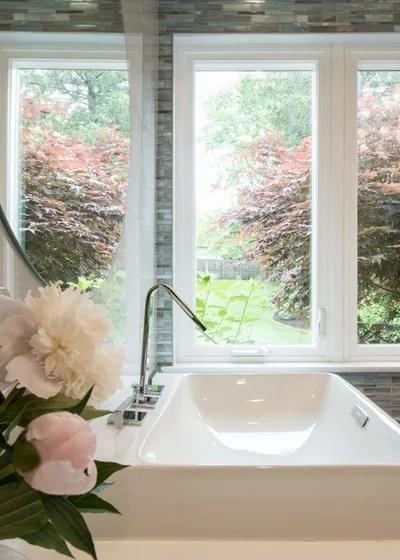 Contemporary Bathroom by RSI Kitchen & Bath