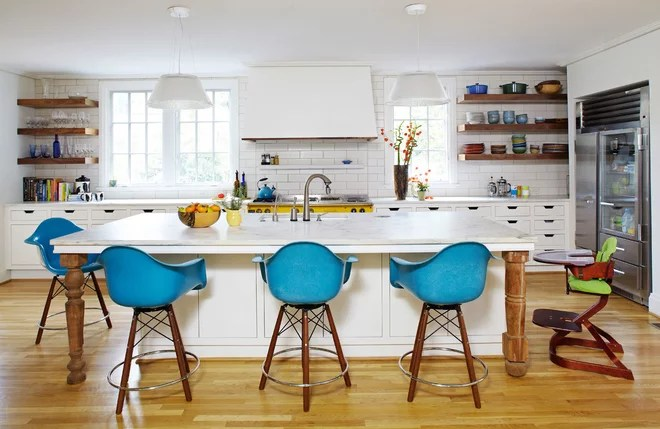 Contemporary Kitchen by Standard Creative
