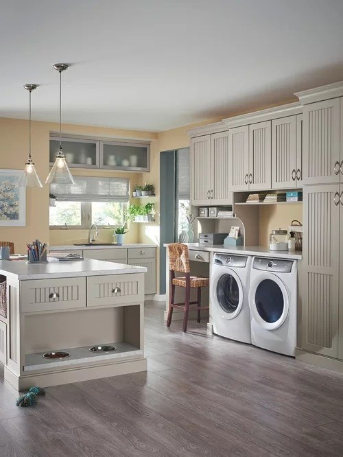 Transitional Laundry Room Design Ideas Remodels Amp Photos
