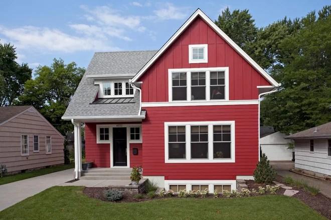 Farmhouse Exterior by REFINED LLC