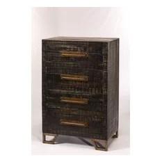 Bridgewater 4-Drawer Cabinet/Chest 5806-892