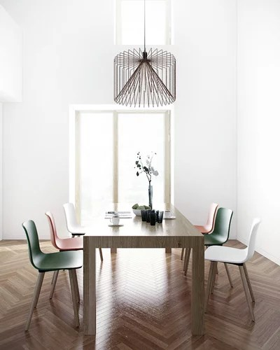 scandinave salle a manger by acbs architectes
