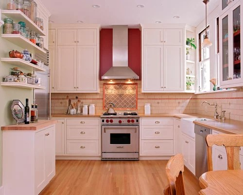 Best Red Kitchen Accents Design Ideas & Remodel Pictures