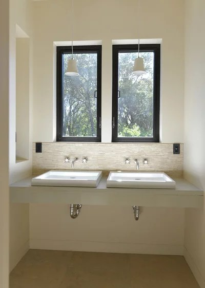 Modern Bathroom by Zeitgeist sonoma