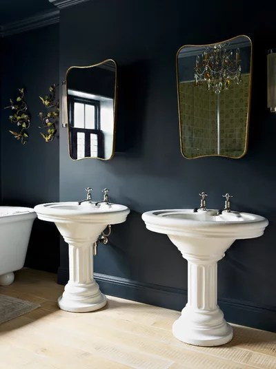 Traditional Bathroom by Godrich Interiors