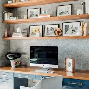 75 Most Popular Luxury Small Home Office Design Ideas For