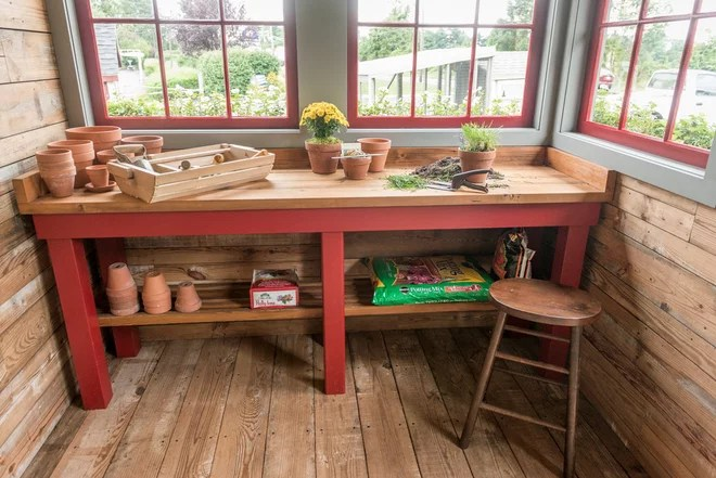 Farmhouse Shed by Teracottage-Limited Edition Artisan Sheds & Such