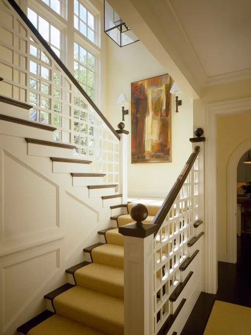 Painted Hand Rail Ideas Pictures Remodel And Decor