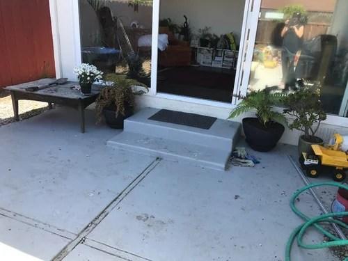 what color should i paint concrete patio