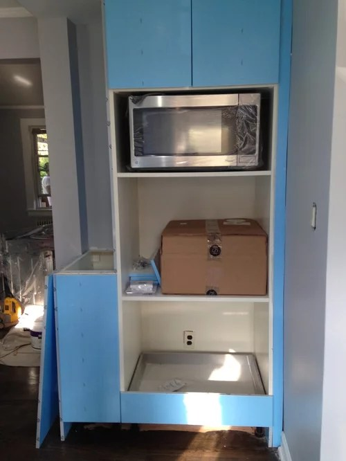 handle the weight of an lg wall oven