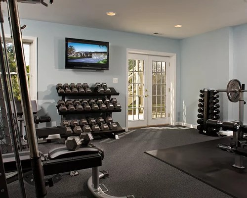 Low Cost Home Gym Ideas