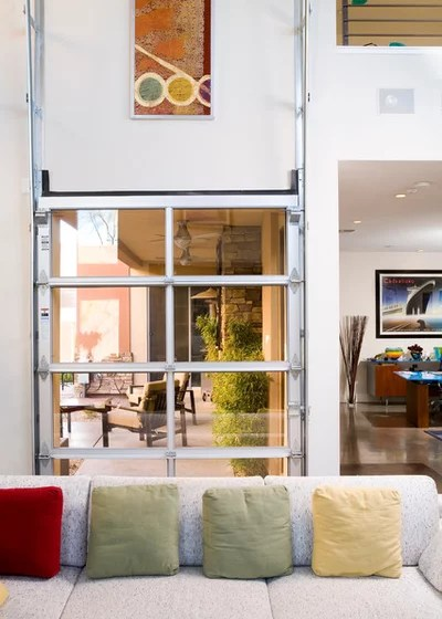 Contemporary Patio by Jim K. Decker Photography