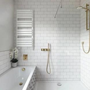75 Beautiful Traditional Wet Room Bathroom Ideas & Designs ...