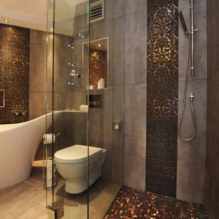 decorative tile accents and tile