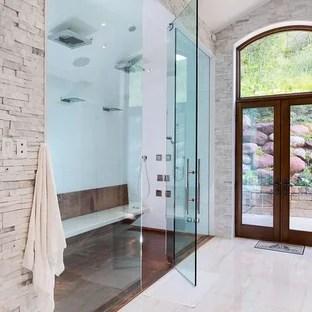 prefab shower pan houzz