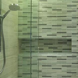 glass mosaic tile houzz