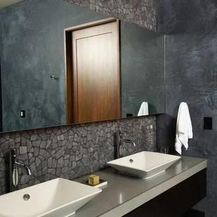 raised bathroom sinks houzz