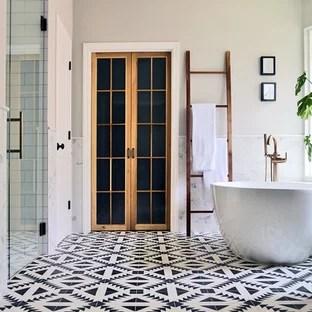 75 beautiful mid century modern mosaic