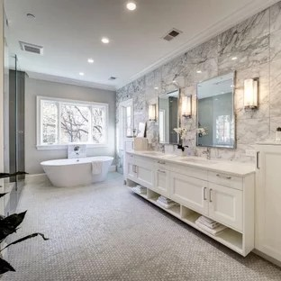 75 beautiful master bathroom pictures