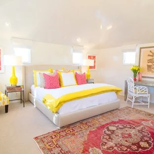 pink and yellow bedroom ideas and