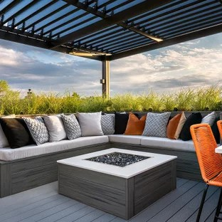 rooftop deck pictures ideas