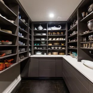 75 Beautiful Black Floor Kitchen Pantry Pictures Ideas January 2021 Houzz