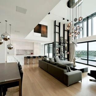 high ceiling lighting houzz