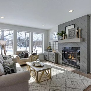 75 Beautiful Laminate Floor Living Room Pictures Ideas January 2021 Houzz